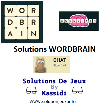 13 wordbrain chat solutions