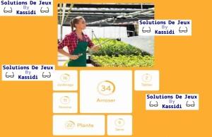 solution 94 image femme jardin