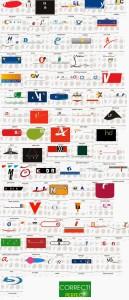 Logos Quizz France niveau 14