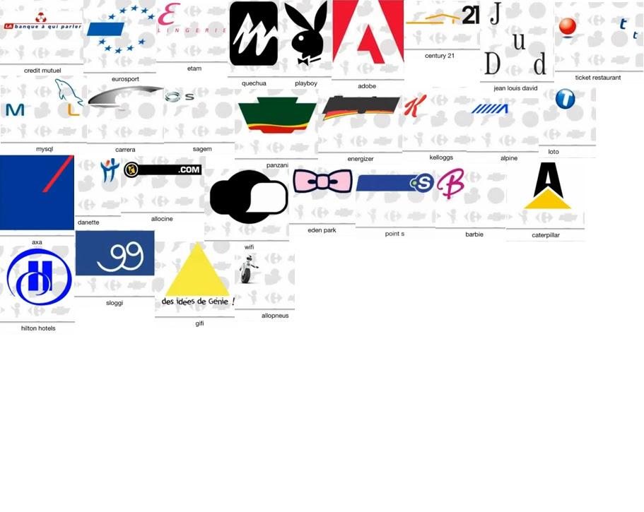Logos Quizz France niveau 5-2