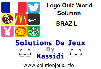 Logo Quiz world Brazil all levels
