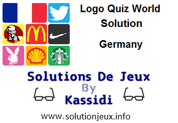 Logo Quiz world Germany all levels