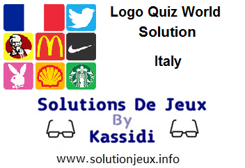 Logo Quiz world Italy all levels