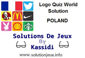 Logo Quiz world Poland all levels