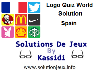 Logo Quiz world Spain all levels