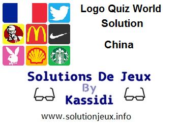 Logo Quiz world china all levels