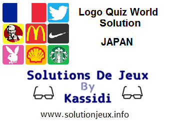 Logo Quiz world JAPAN all levels