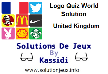 Logo Quiz world united kingdom all levels