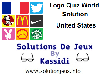 Logo Quiz world united states all levels