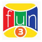 solution fun 3 lettres