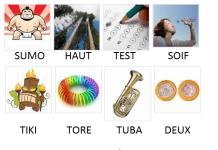 Pixwords solutions mots à 4 lettres info 15