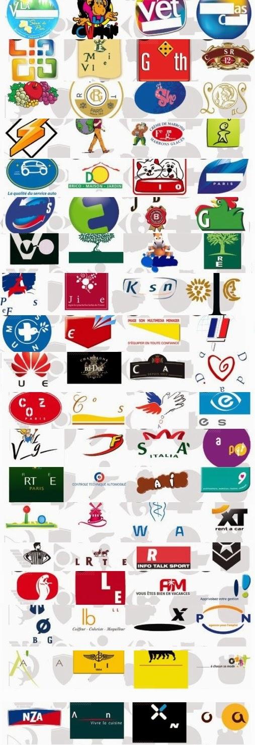 Logos Quizz France niveau 18