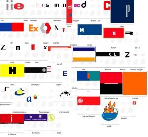 Logos Quizz France niveau 8-1