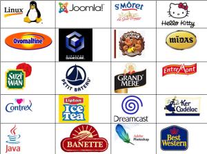 Logos Quizz France niveau 9-3