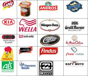 Logos Quizz France niveau 9-4