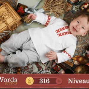 Pixwords Scenes Niveau 205