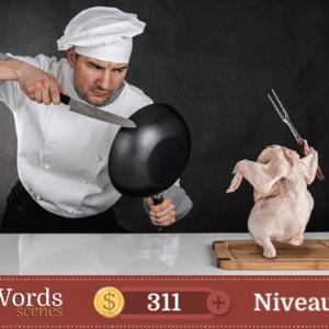 Pixwords Scenes Niveau 207