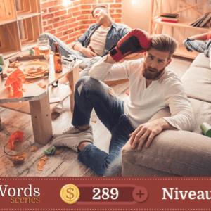 Pixwords Scenes Niveau 240
