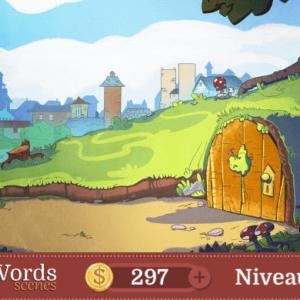 Pixwords Scenes Niveau 241