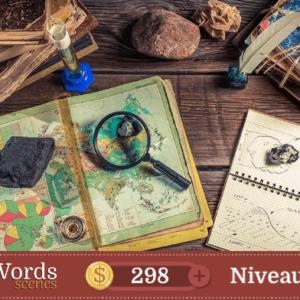 Pixwords Scenes Niveau 250