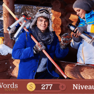 Pixwords Scenes Niveau 252