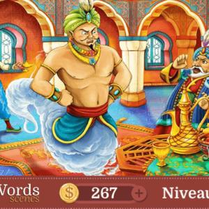Pixwords Scenes Niveau 276