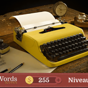 Pixwords Scenes Niveau 277