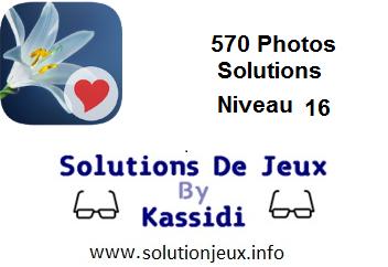 570 Photos réponses niveau 16