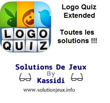logo quiz extended solutions niveau 1 233 kassidi. Black Bedroom Furniture Sets. Home Design Ideas