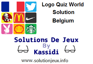 Logo Quiz world Belgique all levels