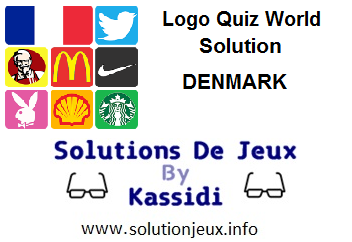 Logo Quiz world Denmark all levels