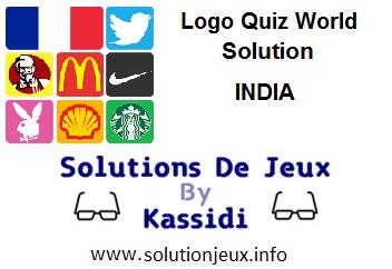 Logo Quiz world India all levels
