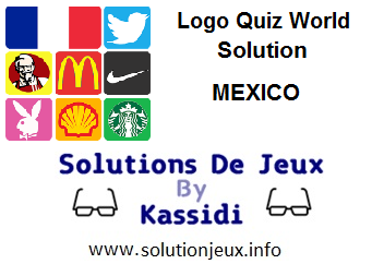 Logo Quiz world Mexico all levels