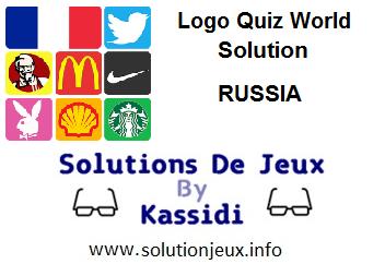 Logo Quiz world Russia all levels