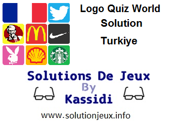 Logo Quiz world Turkiye all levels