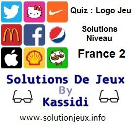 Quiz Logo Jeu Niveau France 2 Solutions