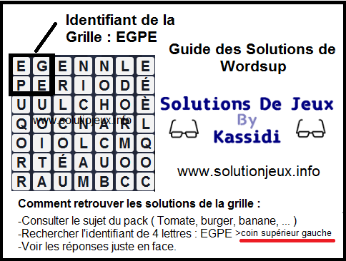 Wordsup guide des solutions