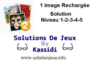 rechargée 1 image niveau 1-2-3-4-5