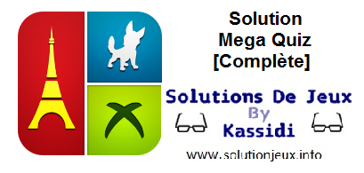 solution mega quiz